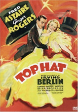 Top Hat 0053939659023 With Fred Astaire DVD Region 1
