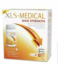 XLS Medical Max Strength Tablets 120 (1 Month Supply)