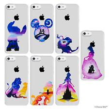 Disney Aquarelle Coque/Etui/Case Apple iPhone 5c / Silicone Gel / iCHOOSE BITZ