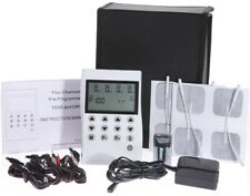 MH8001 - TENS / EMS combo device, 4 channel, 45 preset programs, professional