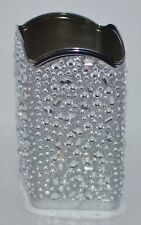 NEW BATH & BODY WORKS SILVER TOSSED GEMS GENTLE FOAMING HAND SOAP SLEEVE HOLDER