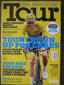 Tour de France 2018 Race Guide Geraint Thomas Mark Cavendish Chris Froome