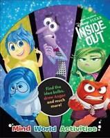 Disney Pixar Inside Out Activity Book (Disney Activity), Disney, Very Good Book