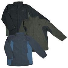 Herren Funktionsjacke 3 in 1 Skijacke Outdoor Fleece Jacke wasser- und winddicht