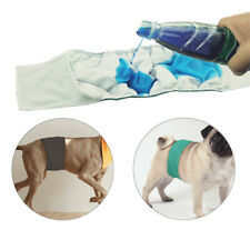 Reusable Dog's Nappy Physiological Cotton Diaper Belly Band Menstrual Wrap Pants