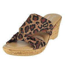 1ffa397bda67 Easy Street Women s Wedge Sandals and Flip Flops for sale