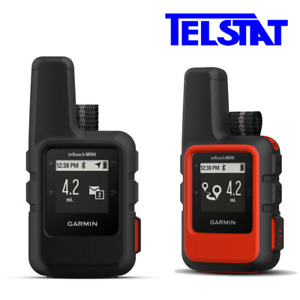 Garmin inReach Mini Black /Orange Lightweight Satellite Communicator GPS Tracker