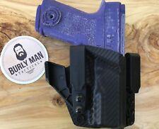 Fits Polymer 80 PF940C Poly 80 Glock 19 G19 Zombie Green Kydex Holster IWB AIWB