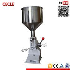 A-03 Manual Filling Machine For Cream & Shampoo & Cosmetic,Liquid 5~50ml