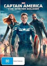 Captain America 2: THE WINTER SOLDIER : NEW DVD