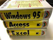 """Windows 95, Exel ´95, Access ´95 von """"Markt und Technik"""""""