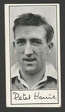 Barratt Famous Footballers A5 - #39 - Peter Harris - Portsmouth