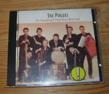 THE POGUES - If I Should Fall From Grace With God - CD-Album 1988