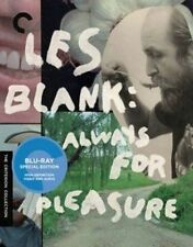 Criterion Coll Les Blank Always for Pleasure BLURAY