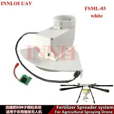 DIY fertilizer spreading system for spreader sowing granular Agricultural spray