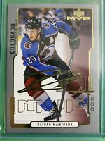2020-21 UD MVP Anniversary Third Star #3 Nathan MacKinnon Colorado Avalanche