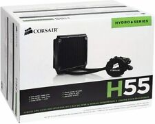 CORSAIR HYDRO SERIES H55 120mm Refrigeración Líquida AIO para Intel y AMD