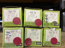 Littelfuse 3AG Series Fuse PN: 312007  **Lot of 493 fuses ** NEW Stock **