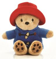 Paddington Bear - Classique Nounours Haricot Peluche Par Rainbow Designs - 11cm