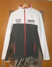Extrem selten Original Porsche Motorsport Drivers selection Fleece-Jacke Gr.M