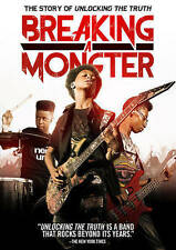 New: BREAKING A MONSTER - DVD (Story of Unlocking the Truth)
