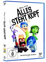 Alles steht Kopf (2016)(DVD/NEU/OVP) Walt Disney & Pixar