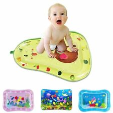 Water Mat Baby Play Inflatable Tummy Time for Infants Activity Infant Kids
