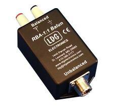 LDG RBA 1:1 Balun 200 Watts Rated Ham Radio HF