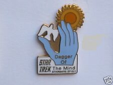 Star Trek Dagger of The Mind Original Series Episode Pin Badge STPIN7911