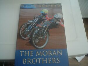THE MORAN BROTHERS     SPEEDWAY  SOFT COVER BOOK