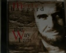 MERLE HAGGARD~~~RARE~~THE WAY I AM~~CD~~~~NEW SEALED!!!!