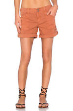 "80% OFF! AUTH SANCTUARY HABITAT ROLL-UP SHORTS WASHED COPPER 35"" SZ 30 BNWT $32"