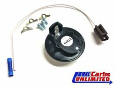 Electric Choke Quad / Duel Rochester Carb Replacement spade Plug and pigtail
