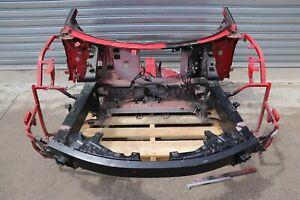 Ferrari 488 GTB Front Chassis Frame Reinforcement Cut J159