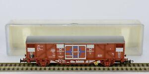 ELECTROTREN 1450 HO SNCF TRANSFESA WAGON SLIDING DOORS NEM COUPLINGS V Nr MINT