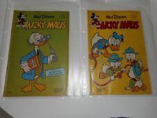 Micky Maus 1963-1965 5Stk. Comic