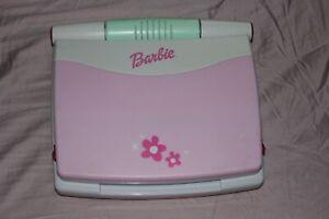 Mattel Barbie B-Bright Laptop Computer Talking Learning
