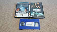 VHS Video PAL Big Box Ex Rental Planet Of The Apes Blue Tape