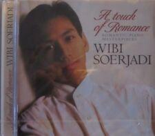 WIBI SOERJADI - A TOUCH OF ROMANCE - CD
