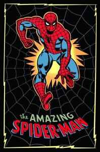 "SPIDERMAN 1975 Marvel ""The Amazing Spiderman"" 24 x 36 Reproduction Poster"