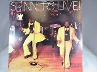 SPINNERS Live! SD 2 910 Kendun JG LP Vinyl  (VG+) cover (VG+) Gatefold 2LP