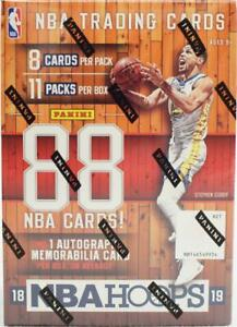 2018/19 HOOPS BASKETBALL 11-PACK BLASTER BOX
