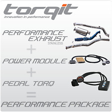 Ford PX Ranger 3.2 TDi 10/2011-09/2015 - 3 Piece Torqit Full Performance Package