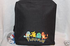 New With Tags Pokemon Messanger Book Bag Backpack Nintendo Embroidered