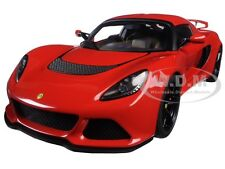 LOTUS EXIGE S RED 1:18 MODEL CAR BY AUTOART 75381