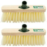 """Balai brosse 914 mm 36/"""" Soft Coco soies de balayer Nettoyer Remplacement 29 mm 1-1//8/"""""""