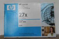 Original HP C4127X Toner black für LaserJet 4000 4050   OVP B
