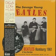 LP+CD THE BEATLES WITH TONY SHERIDAN THE SAVAGE YOUNG BEATLES VINYL 60'S POP