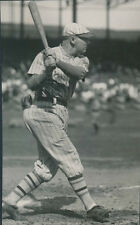 WOW! 1924 Ross Youngs, NY Giants, Orig Type 1, Charles Conlon  Full Swing Photo