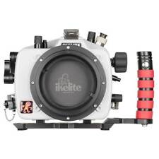 Open Box - Ikelite DL Port Mount Underwater DSLR Housing for Canon EOS 77D, EOS